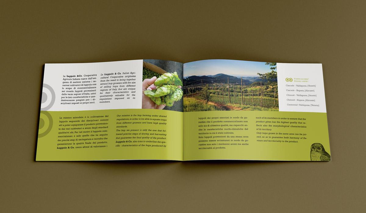 Luppolo&Co. 2, Brochure