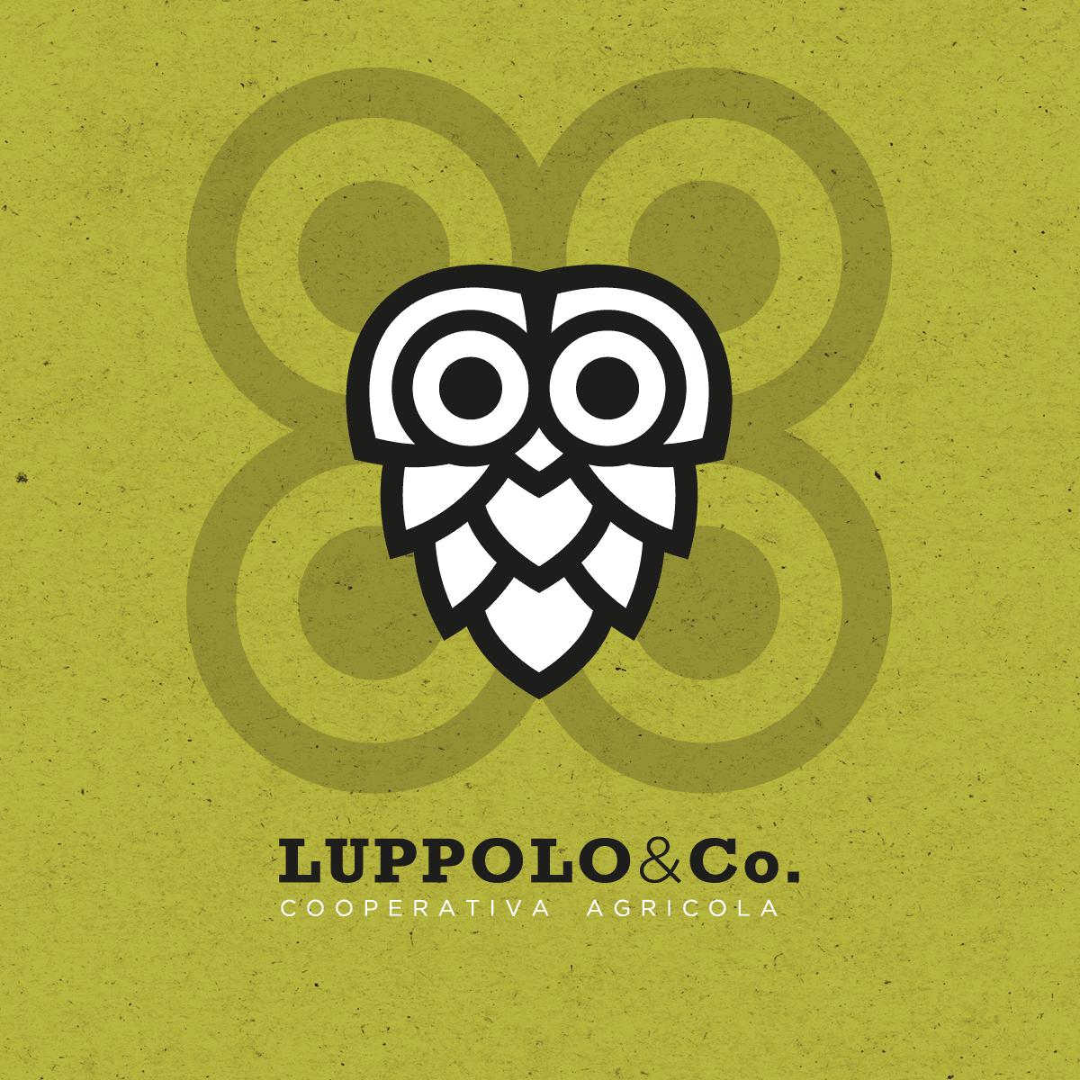 Luppolo&co, Logo verde