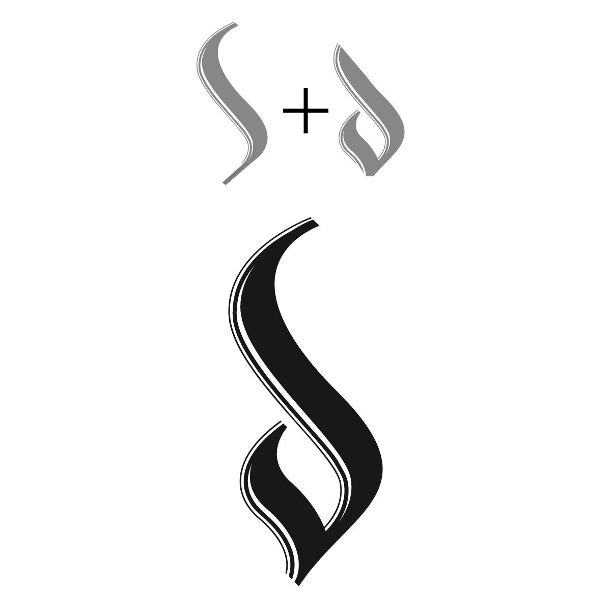 StileDiverso, Monogramma Logo