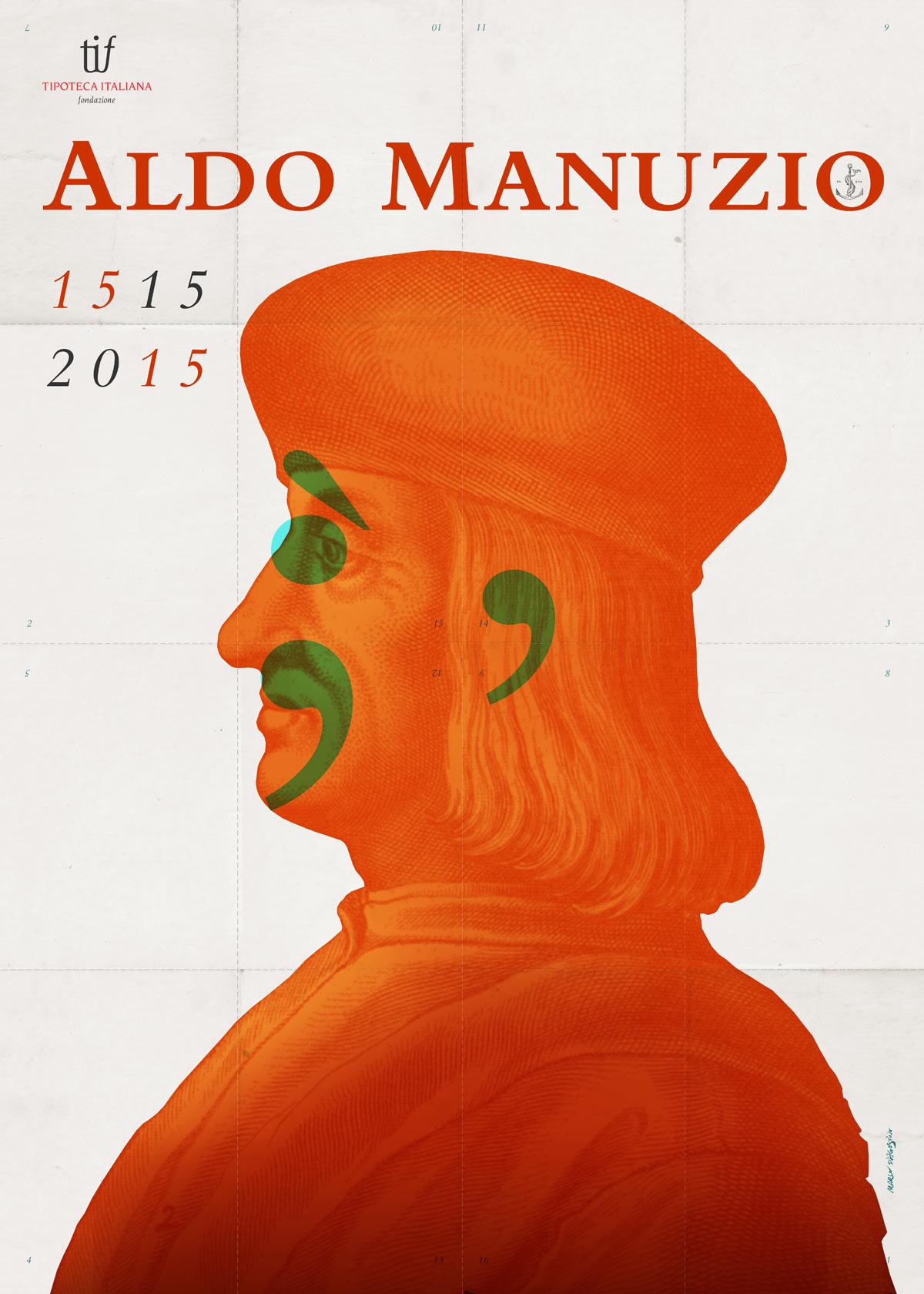 Aldo Manuzio, Manifesto
