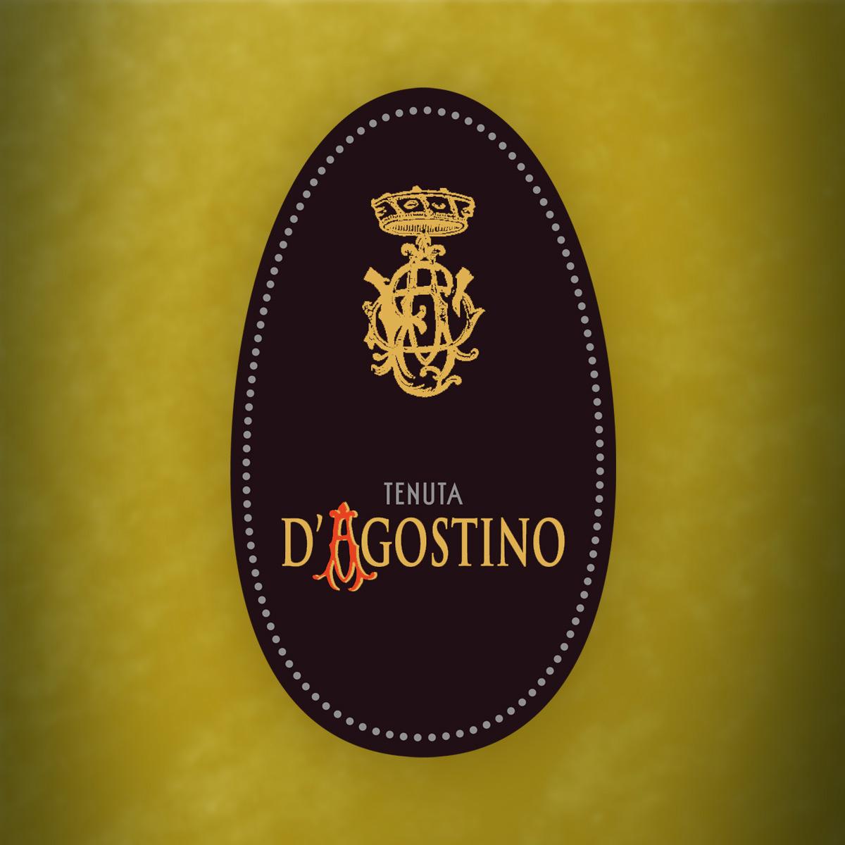 Tenuta d'Agostino, Etichetta
