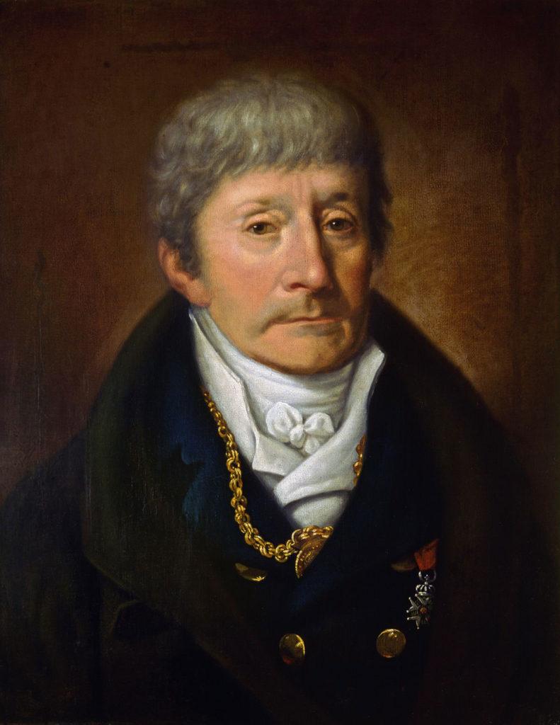 Ritratto di Antonio Salieri, 1815 Joseph Willibrord Mähler
