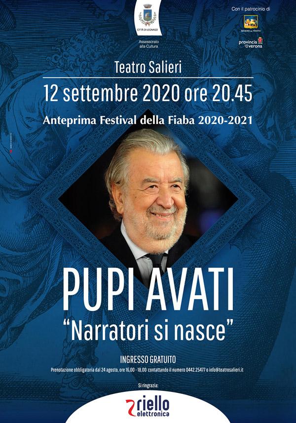 Pupi Avati - Affissione 70x100